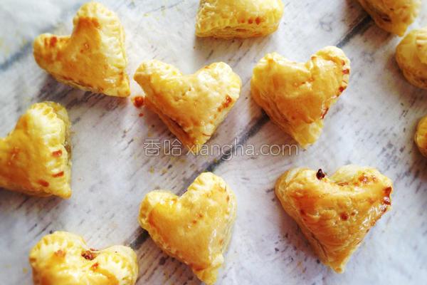 迷你法式洋葱酥派的做法