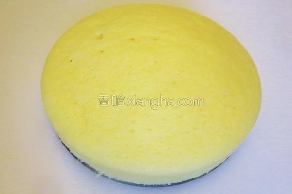 蒸奶油奶酪蛋糕的做法