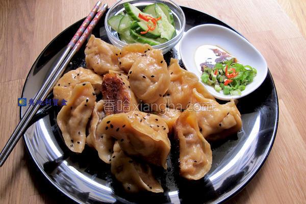 自制南瓜饺子皮的做法
