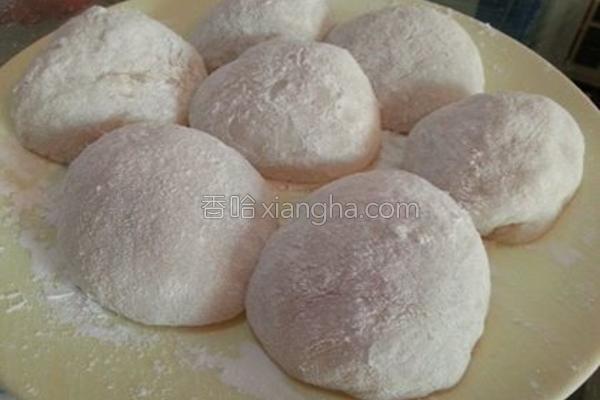 椰丝花生糯米糍的做法