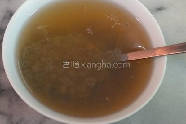 柠檬红茶山粉圆的做法