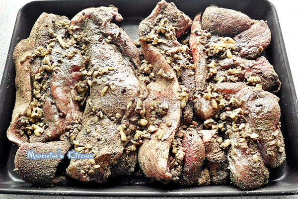 自制咸猪肉的做法
