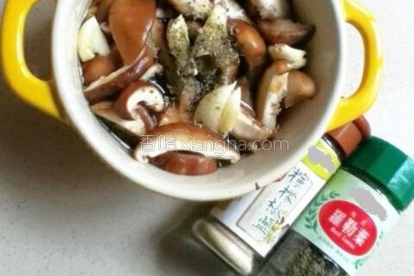 日式炖菇菇的做法