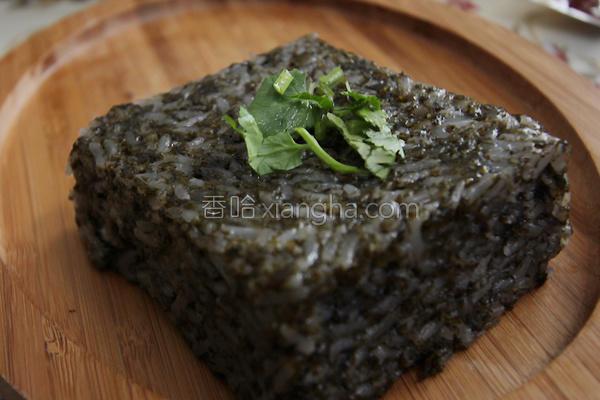 麻油海苔.紫菜糕的做法