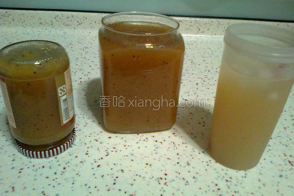 凤梨果酱的做法