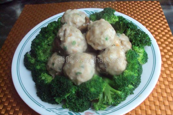 酿鲜菇的做法