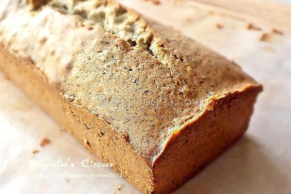 伯爵红茶磅蛋糕的做法