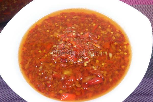 辣椒酱的做法