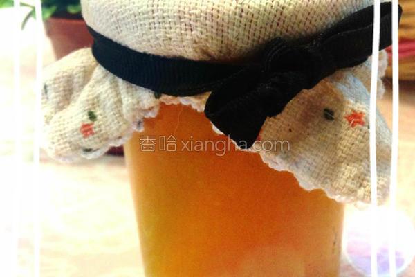 手工芒果果酱的做法