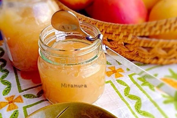 苹果水梨果酱的做法