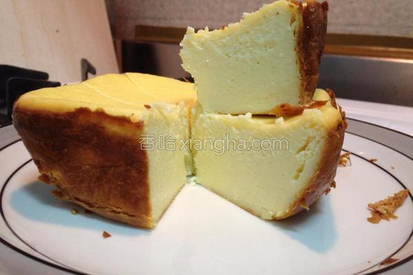 起司乳酪蛋糕的做法