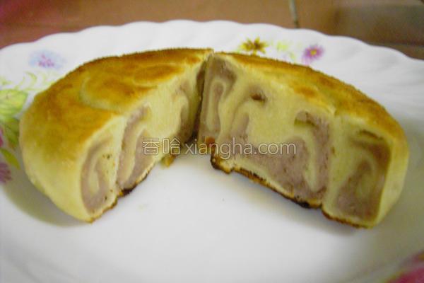 红豆饼的做法