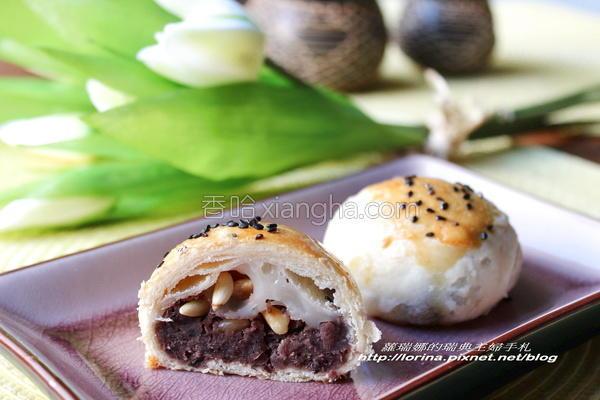 中秋月饼之松子酥的做法
