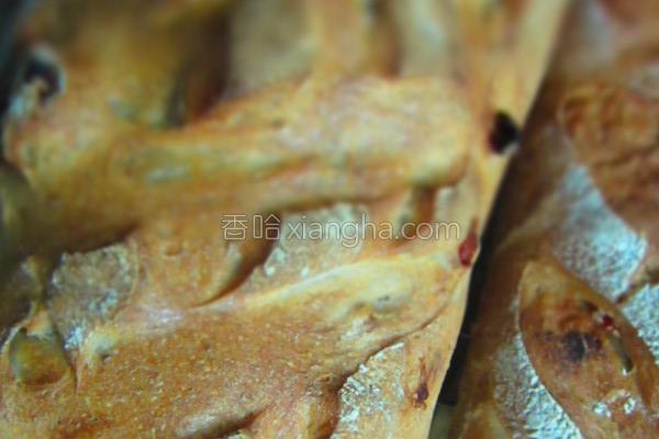 番茄核桃酸奶面包的做法