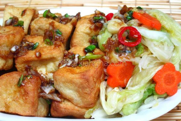泡菜&臭豆腐的做法