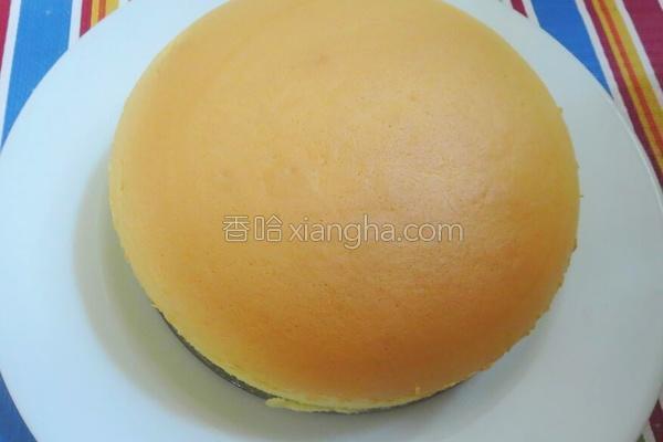 日本芝士蛋糕的做法