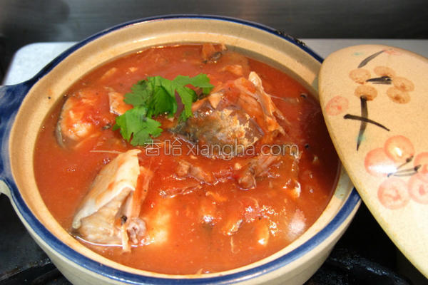 趁热品尝茄汁鲭鱼的做法