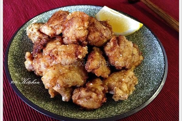 日式炸鸡的做法