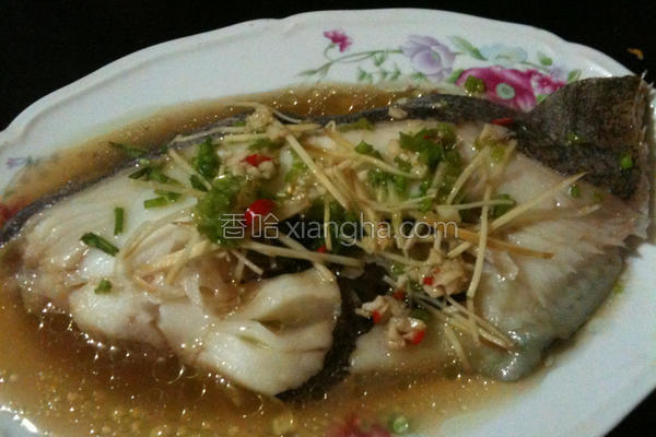 泰式鳕鱼的做法