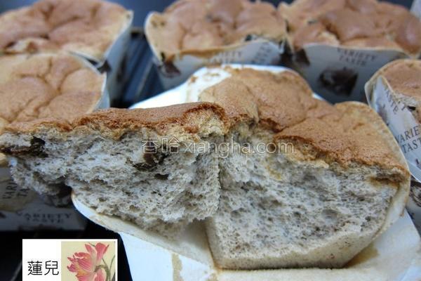 桂圆杯子蛋糕的做法