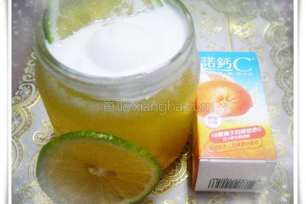 QQ冰淇淋果汁的做法