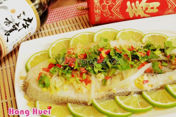 泰式柠檬鳕鱼的做法