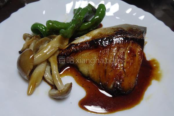 日式照烧鱼的做法