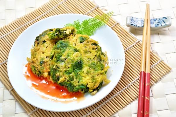 海菜牛蒡天妇罗的做法