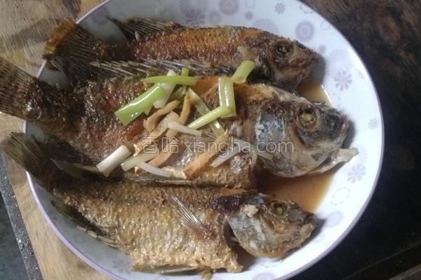 作红烧鱼的做法
