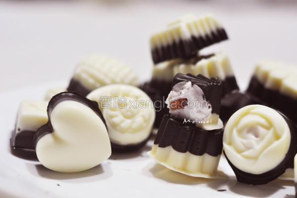 爆浆棉花心巧克力的做法