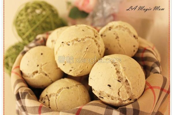 韩国麻吉面包的做法