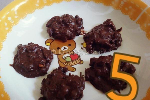 雷神巧克力的做法