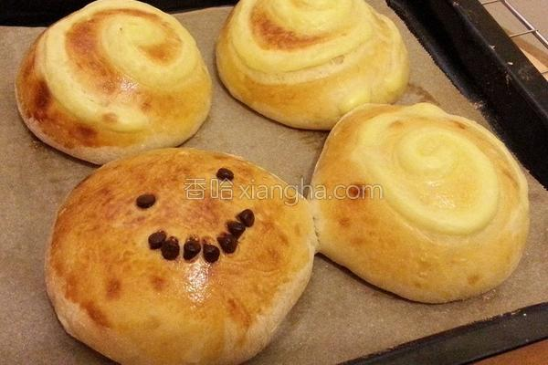 克林姆面包的做法
