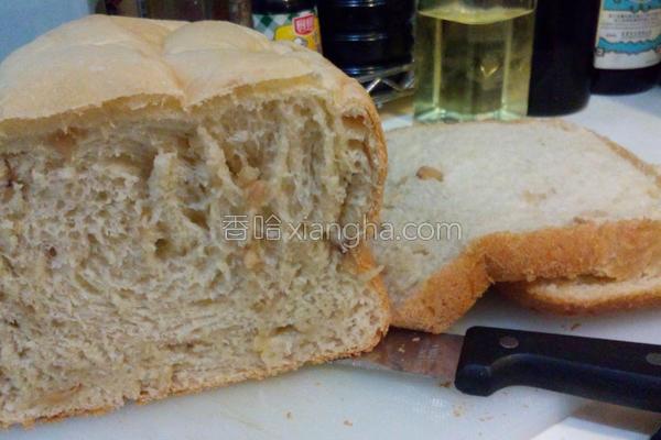 元肉面包的做法
