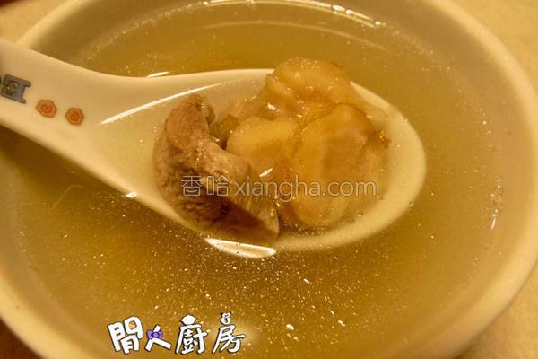 花旗参清鸡汤的做法