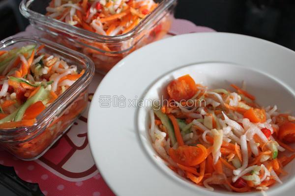 泰式凉拌菜的做法