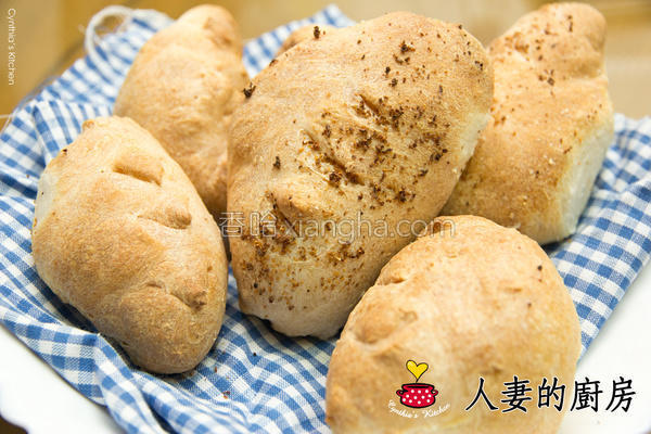 小法国面包的做法