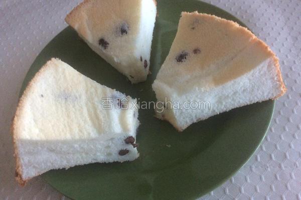 相思天使蛋糕的做法