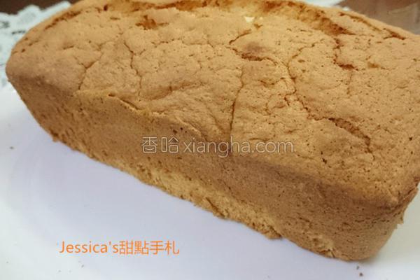杏仁天使蛋糕的做法