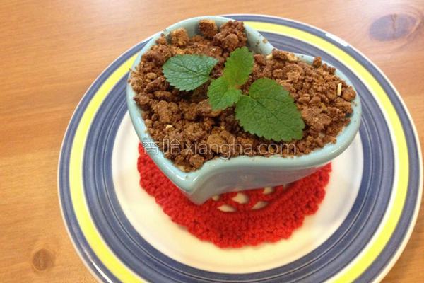 盆栽小甜点的做法