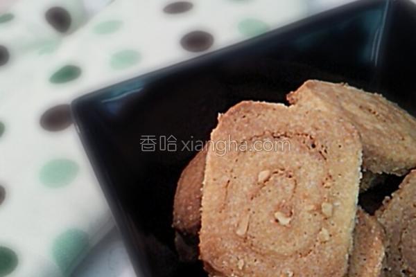 花生脆饼的做法
