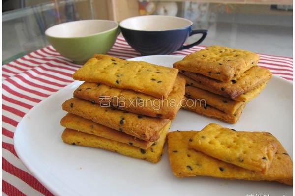 地瓜饼干的做法