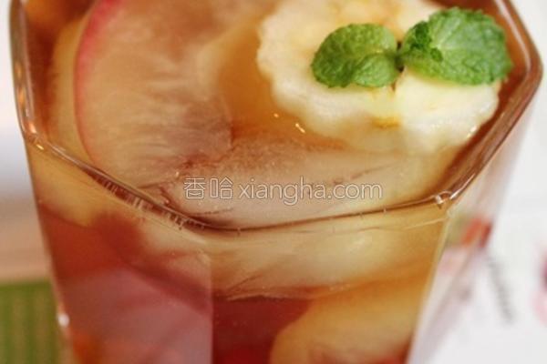 苹果红茶的做法