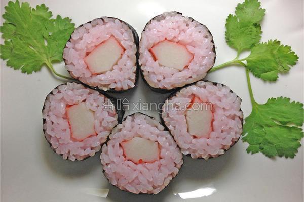 花麹寿司的做法