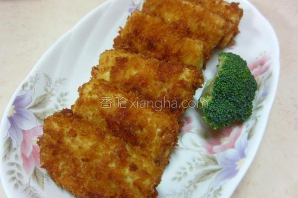 虎皮豆腐的做法
