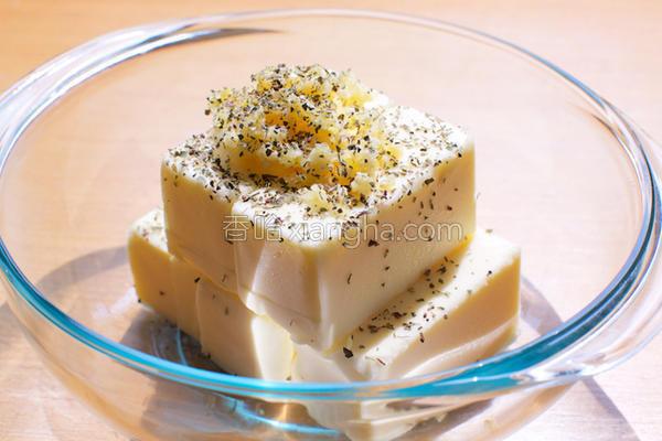 香蒜奶油的做法