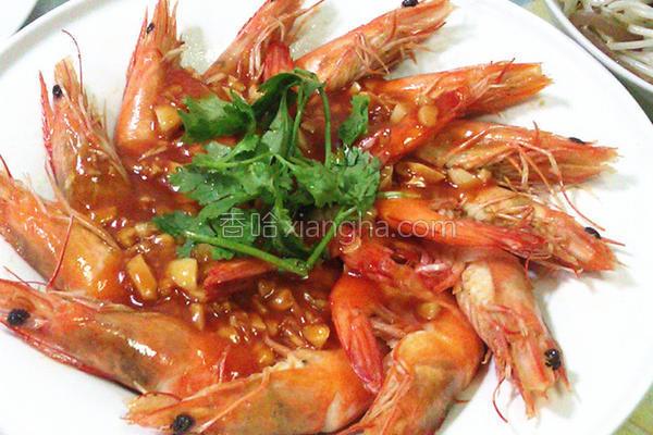 茄汁炸虾的做法