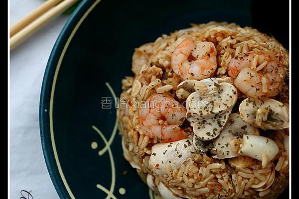 糙米燕麦饭的做法