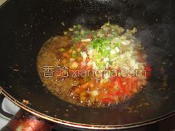 茄汁明虾的做法图解3