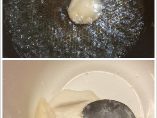 自制手工鲜奶汤圆